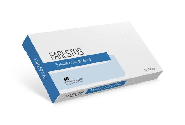 FARESTOS Pharmacom Labs
