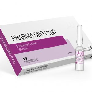 PHARMA DRO P 100 Pharmacom Labs