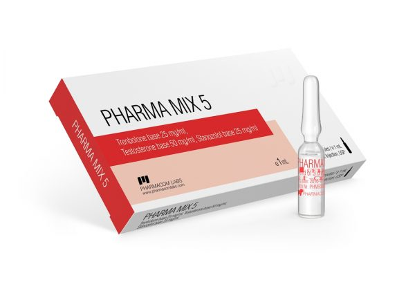 PHARMA MIX 5 Pharmacom Labs