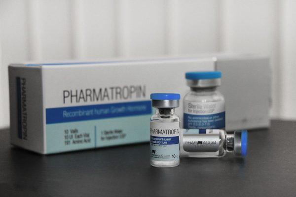 PHARMATROPIN Pharmacom Labs