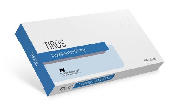 TIROS Pharmacom Labs